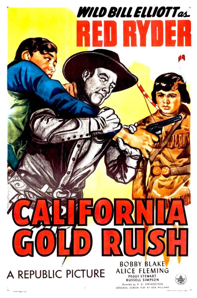 California Gold Rush Film Posteri, Film Posteri, Poster Satış, all posters, kanvas tablo, canvas print sales