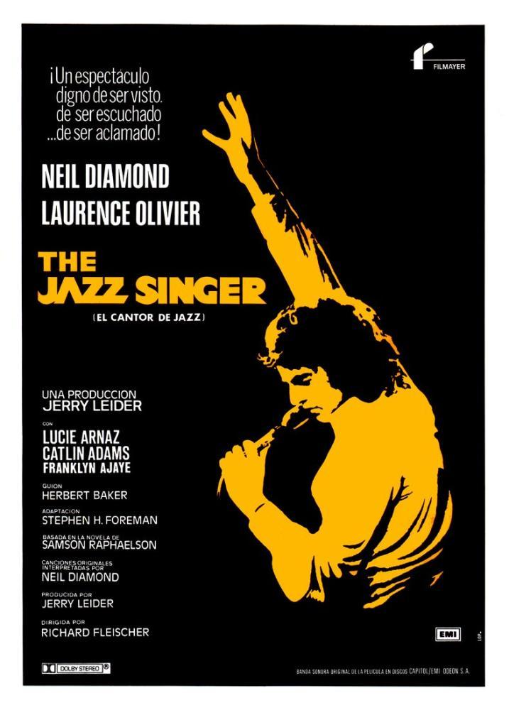 The Jazz Singer Movie Poster, Movie Poster, Poster Satış, all posters, kanvas tablo, canvas print sales