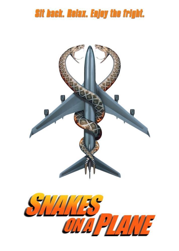 Snakes on a Plane Movie Poster, Movie Poster, Poster Satış, all posters, kanvas tablo, canvas print sales