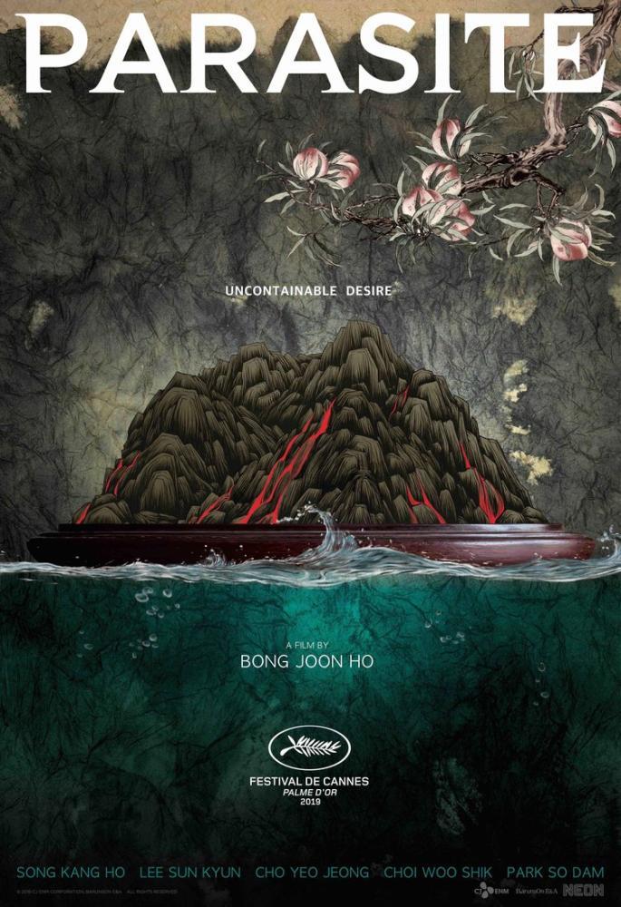 Parasite Movie Poster, Movie Poster, Poster Satış, all posters, kanvas tablo, canvas print sales