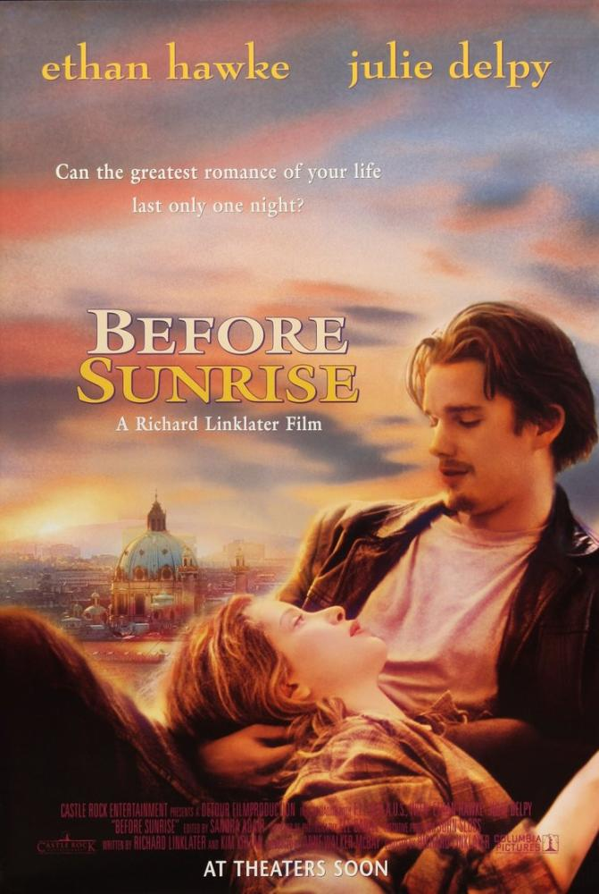 Before Sunrise Movie Poster, Movie Poster, Poster Satış, all posters, kanvas tablo, canvas print sales