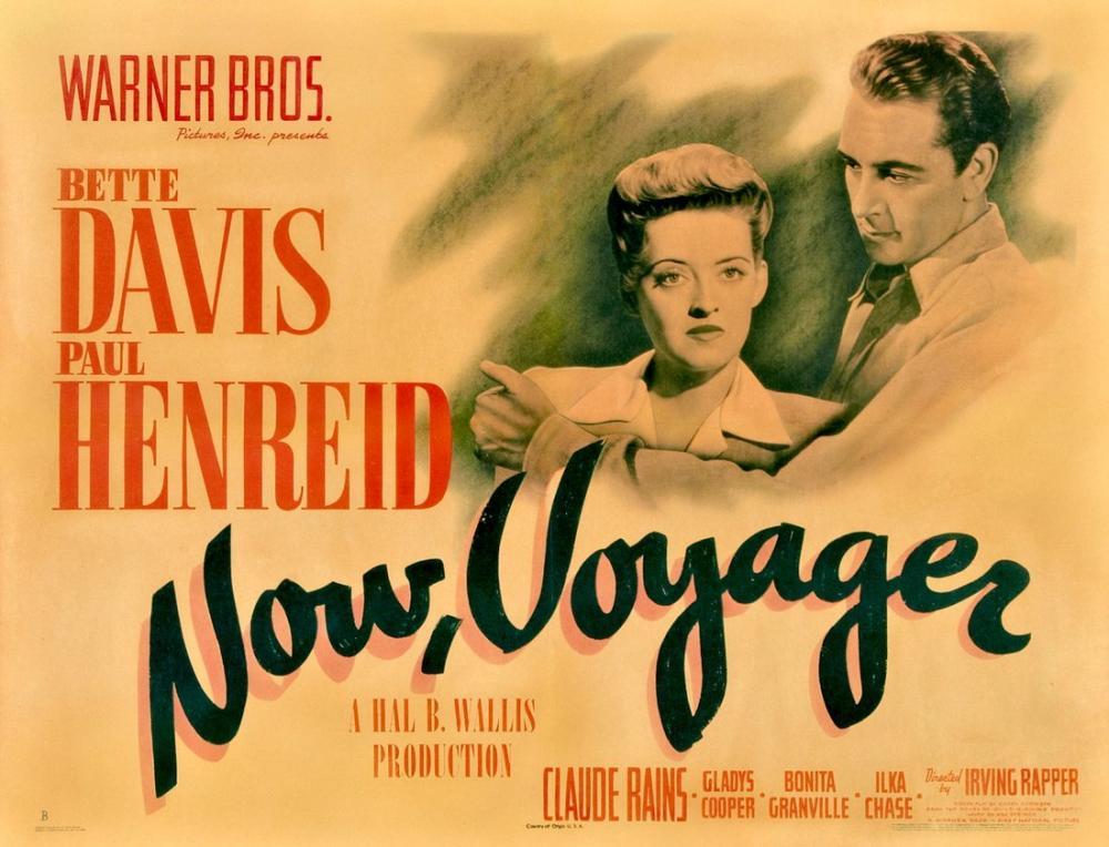 Now Voyager Movie Poster, Movie Poster, Poster Satış, all posters, kanvas tablo, canvas print sales