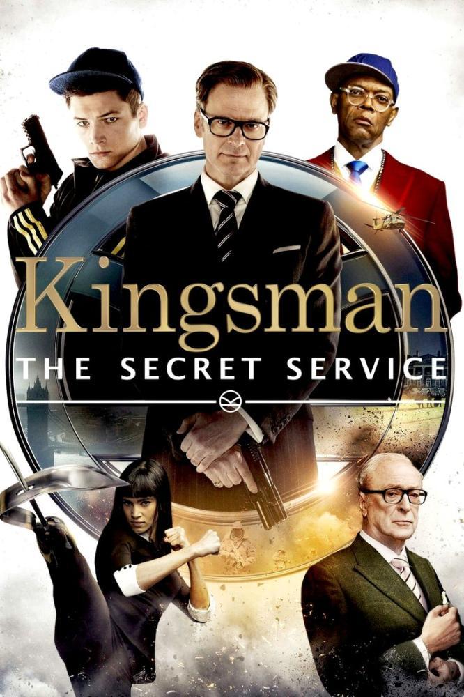 Kingsman: Gizli Servis Film Posteri, Film Posteri, Poster Satış, all posters, kanvas tablo, canvas print sales