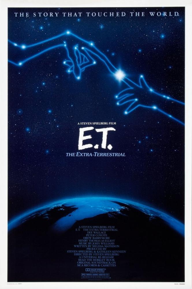 E.T. Movie Poster, Movie Poster, Poster Satış, all posters, kanvas tablo, canvas print sales
