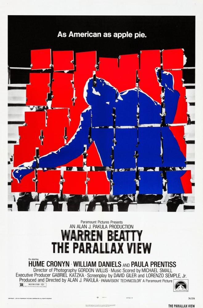 The Parallax View 2 Movie Poster, Movie Poster, Poster Satış, all posters, kanvas tablo, canvas print sales