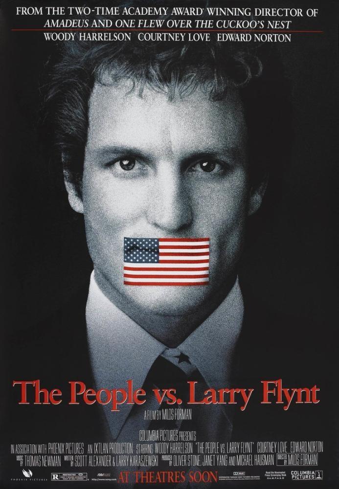 Larry Flynt: Skandalın İsmi Film Posteri, Film Posteri, Poster Satış, all posters, kanvas tablo, canvas print sales