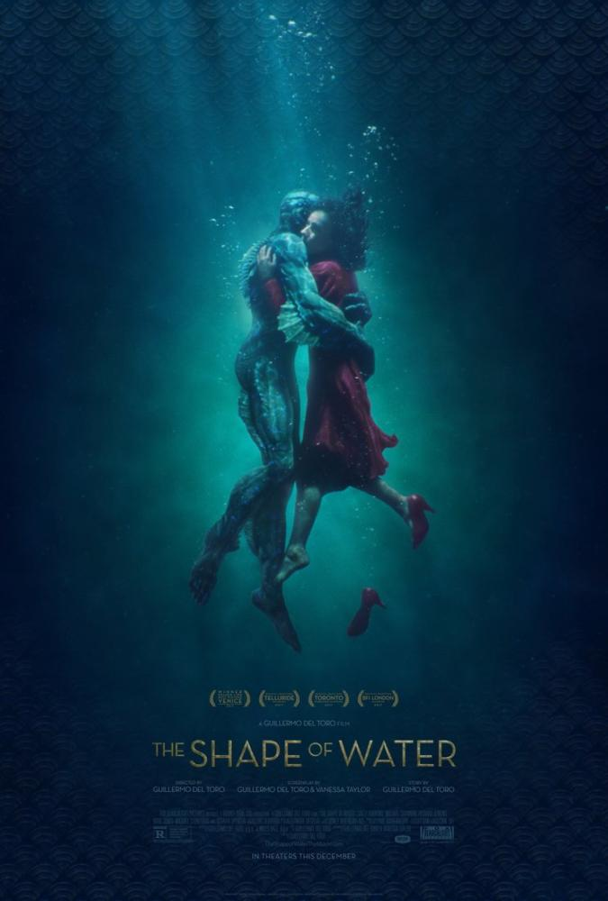The Shape of Water 2 Movie Poster, Movie Poster, Poster Satış, all posters, kanvas tablo, canvas print sales