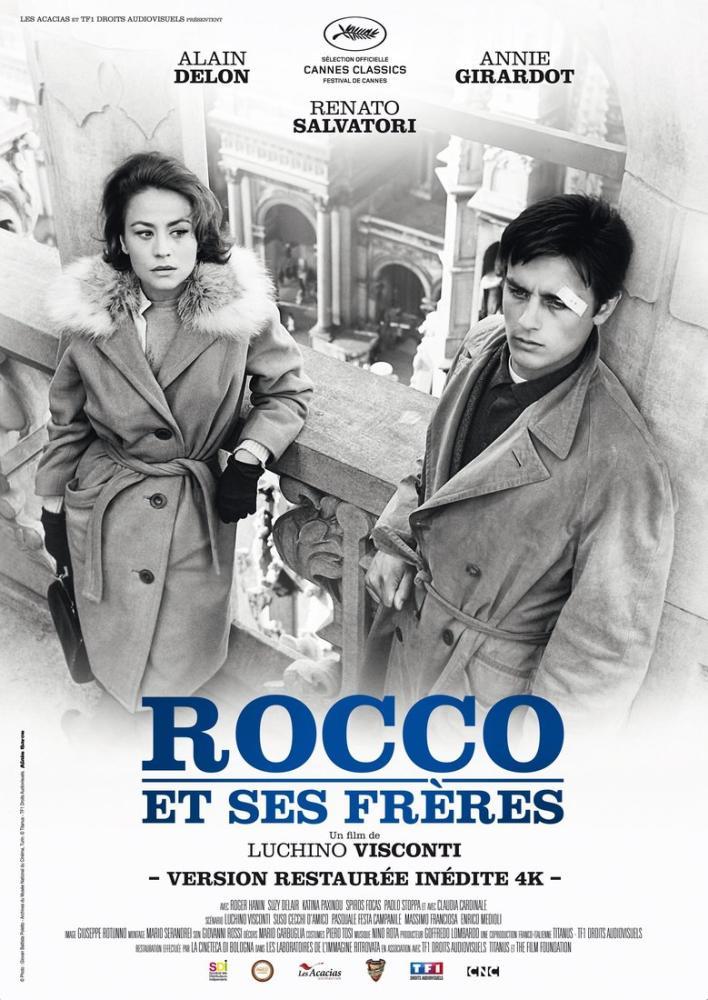 Rocco e i suoi fratelli Movie Poster, Movie Poster, Poster Satış, all posters, kanvas tablo, canvas print sales