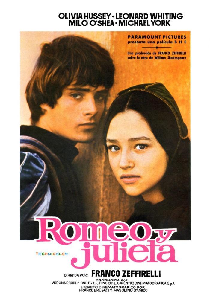 Romeo + Juliet Movie Poster, Movie Poster, Poster Satış, all posters, kanvas tablo, canvas print sales