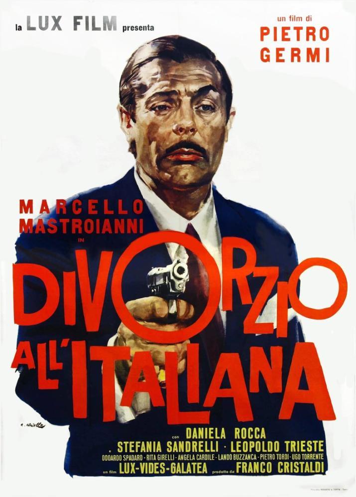İtalyan Usulü Boşanma Film Posteri, Film Posteri, Poster Satış, all posters, kanvas tablo, canvas print sales