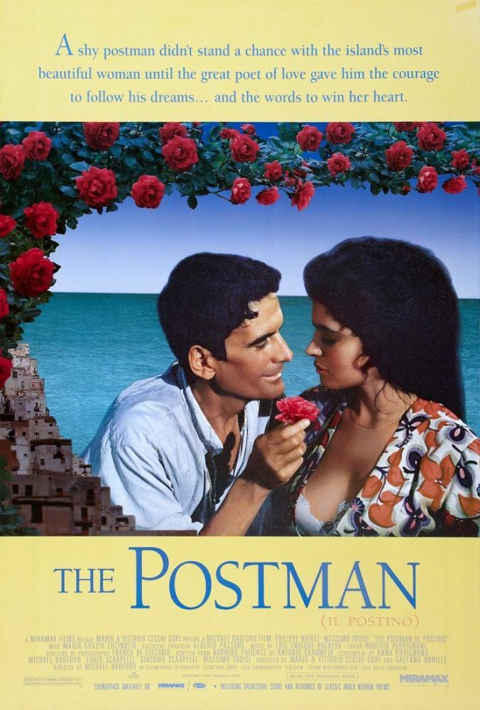 Il postino Movie Poster, Movie Poster, Poster Satış, all posters, kanvas tablo, canvas print sales