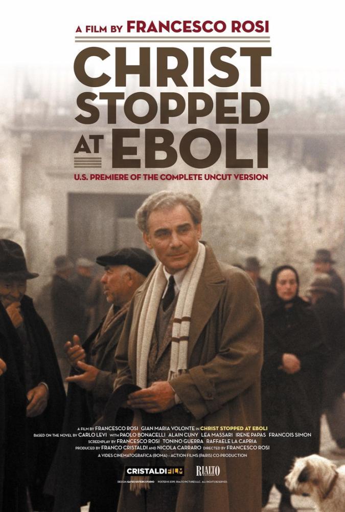 Christ Stopped at Eboli Film Posteri, Film Posteri, Poster Satış, all posters, kanvas tablo, canvas print sales
