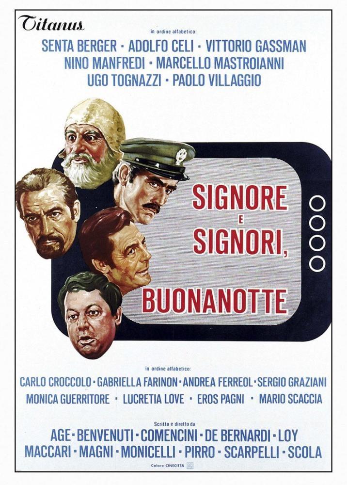 Goodnight, Ladies and Gentlemen Film Posteri, Film Posteri, Poster Satış, all posters, kanvas tablo, canvas print sales