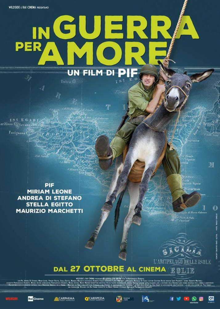 In Guerra Per Amore Film Posteri, Film Posteri, Poster Satış, all posters, kanvas tablo, canvas print sales