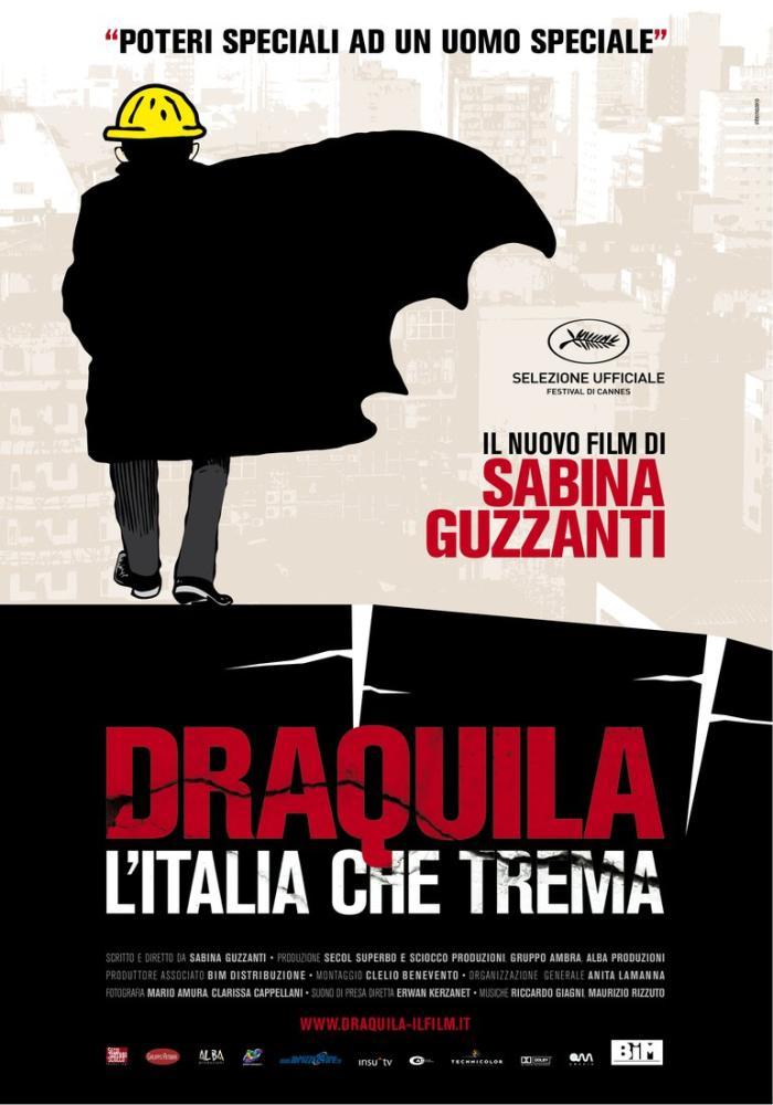 Draquila - Italy Trembles Movie Poster, Movie Poster, Poster Satış, all posters, kanvas tablo, canvas print sales