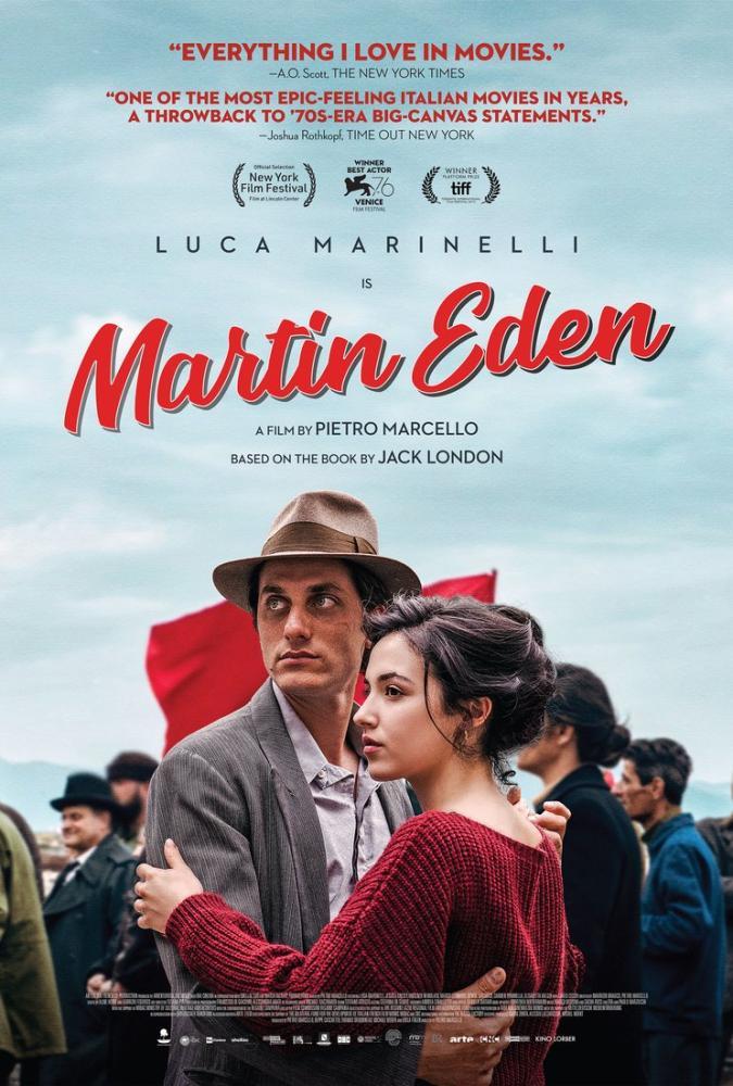 Martin Eden Movie Poster, Movie Poster, Poster Satış, all posters, kanvas tablo, canvas print sales