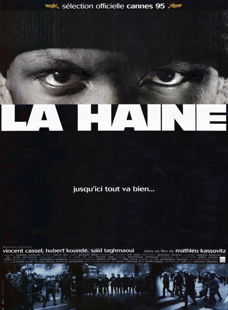 La Haine Movie Poster, Movie Poster, Poster Satış, all posters, kanvas tablo, canvas print sales