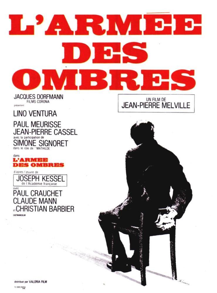 L Armée des ombres Movie Poster, Movie Poster, Poster Satış, all posters, kanvas tablo, canvas print sales