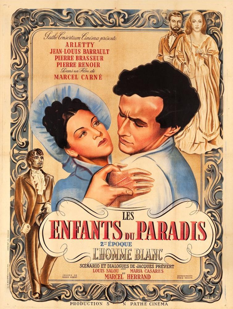 Les Enfants du paradis 2 Movie Poster, Movie Poster, Poster Satış, all posters, kanvas tablo, canvas print sales