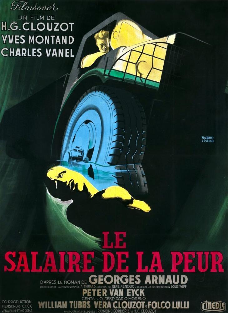 Le Salaire de la peur 3 Movie Poster, Movie Poster, Poster Satış, all posters, kanvas tablo, canvas print sales
