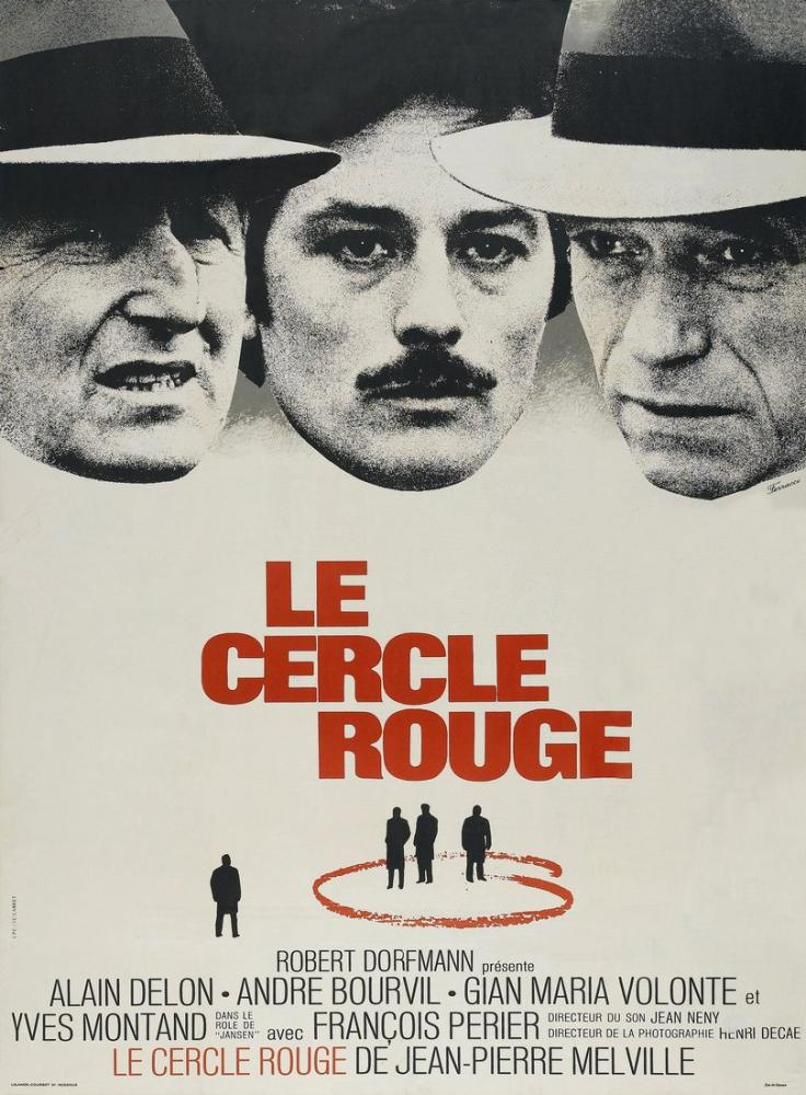 Le Cercle rouge Movie Poster, Movie Poster, Poster Satış, all posters, kanvas tablo, canvas print sales