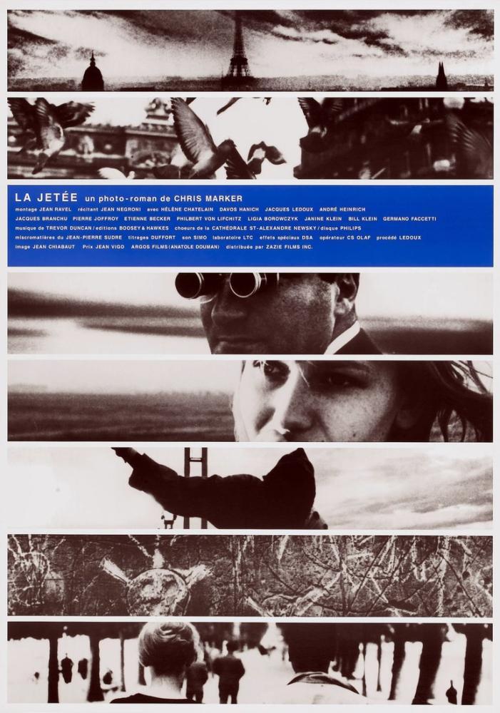 La jetée Movie Poster, Movie Poster, Poster Satış, all posters, kanvas tablo, canvas print sales