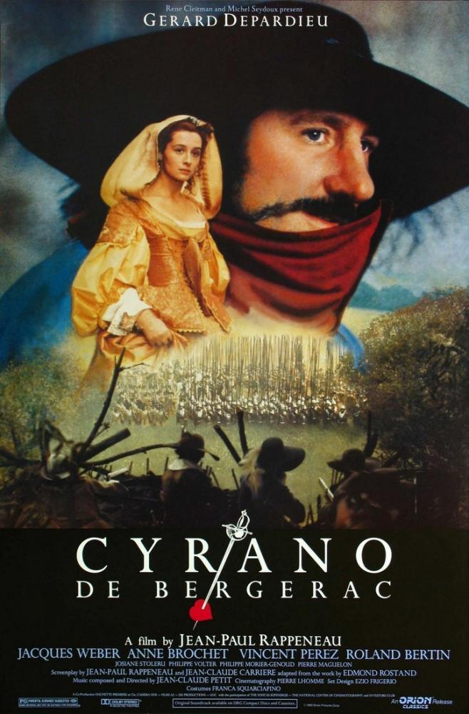Cyrano de Bergerac Movie Poster, Movie Poster, Poster Satış, all posters, kanvas tablo, canvas print sales