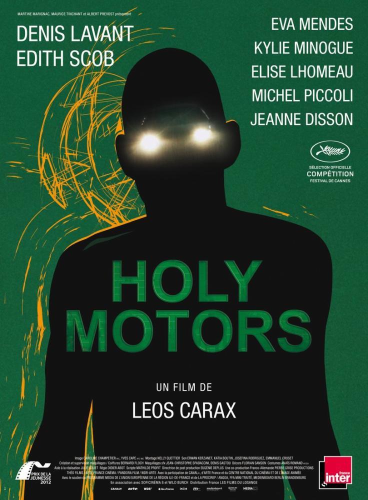 Holy Motors Movie Poster, Movie Poster, Poster Satış, all posters, kanvas tablo, canvas print sales