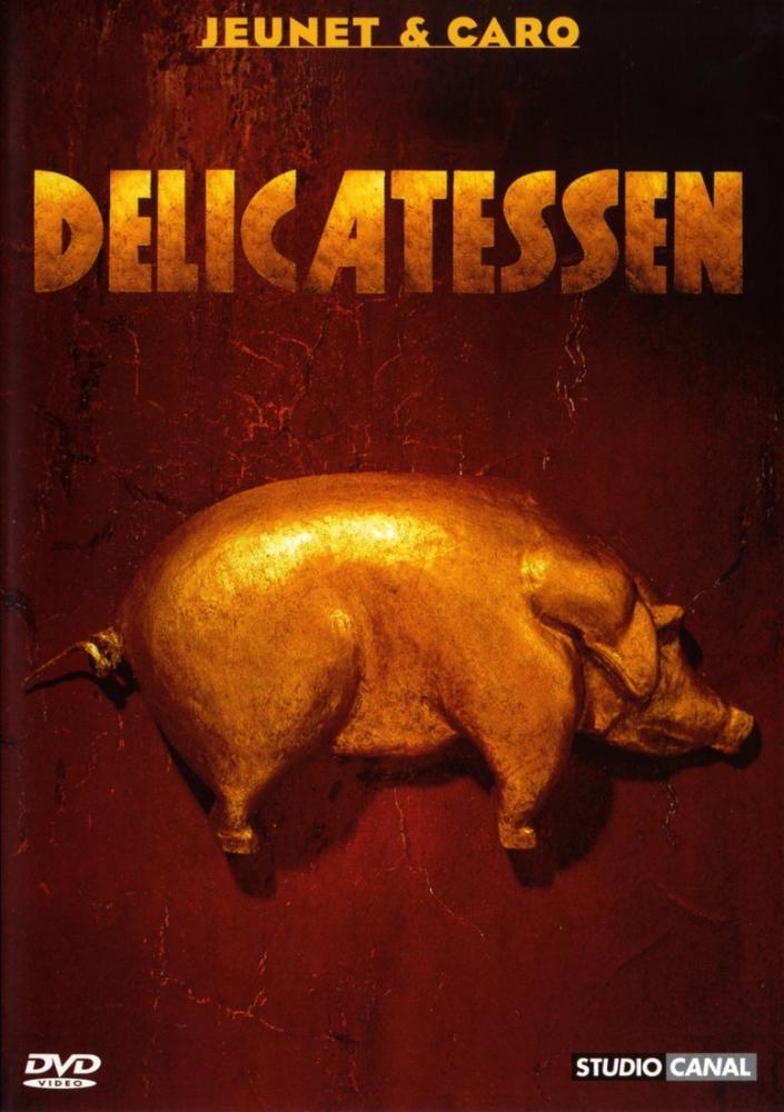 Delicatessen Movie Poster, Movie Poster, Poster Satış, all posters, kanvas tablo, canvas print sales
