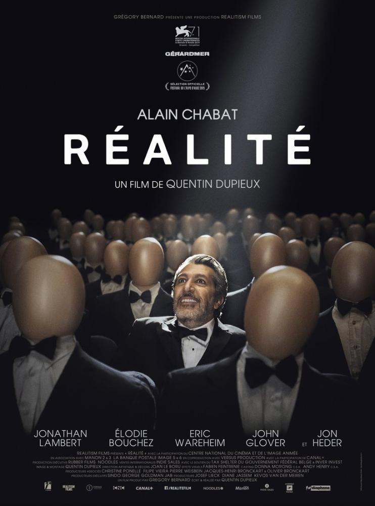 Gerçeklik Film Posteri, Film Posteri, Poster Satış, all posters, kanvas tablo, canvas print sales