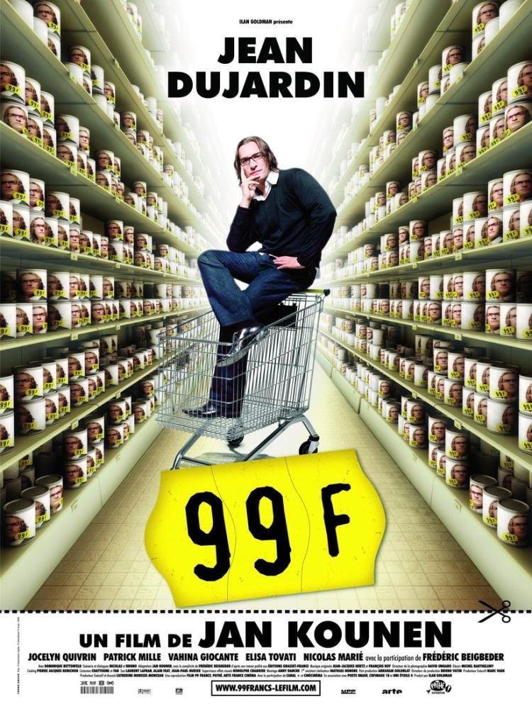 99 Francs Film Posteri, Film Posteri, Poster Satış, all posters, kanvas tablo, canvas print sales