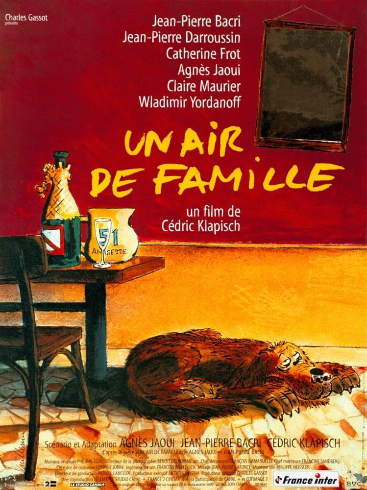 Un air de famille Movie Poster, Movie Poster, Poster Satış, all posters, kanvas tablo, canvas print sales