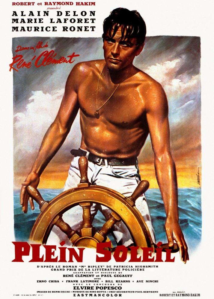 Plein Soleil 2 Movie Poster, Movie Poster, Poster Satış, all posters, kanvas tablo, canvas print sales