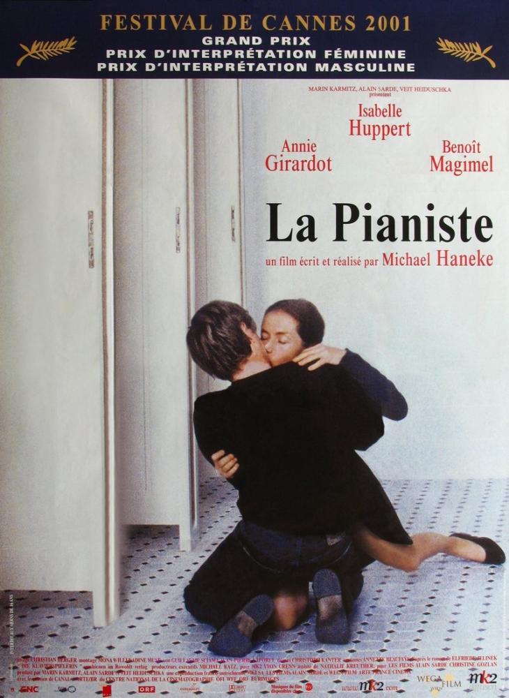 La Pianiste  Movie Poster, Movie Poster, Poster Satış, all posters, kanvas tablo, canvas print sales