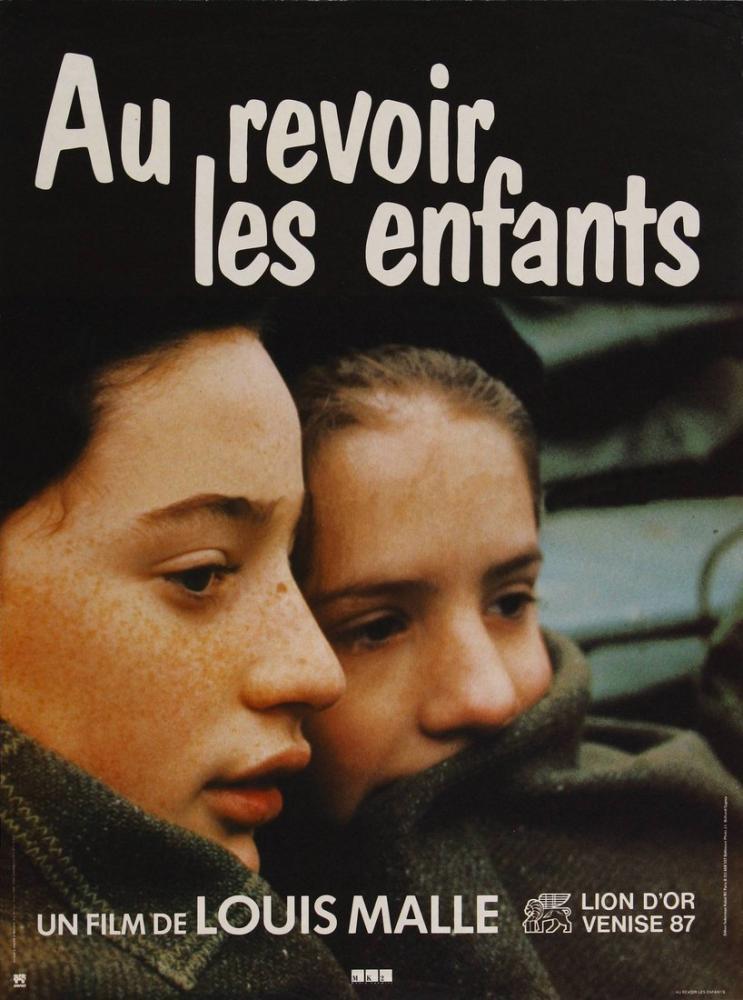 Au revoir les enfants Movie Poster, Movie Poster, Poster Satış, all posters, kanvas tablo, canvas print sales