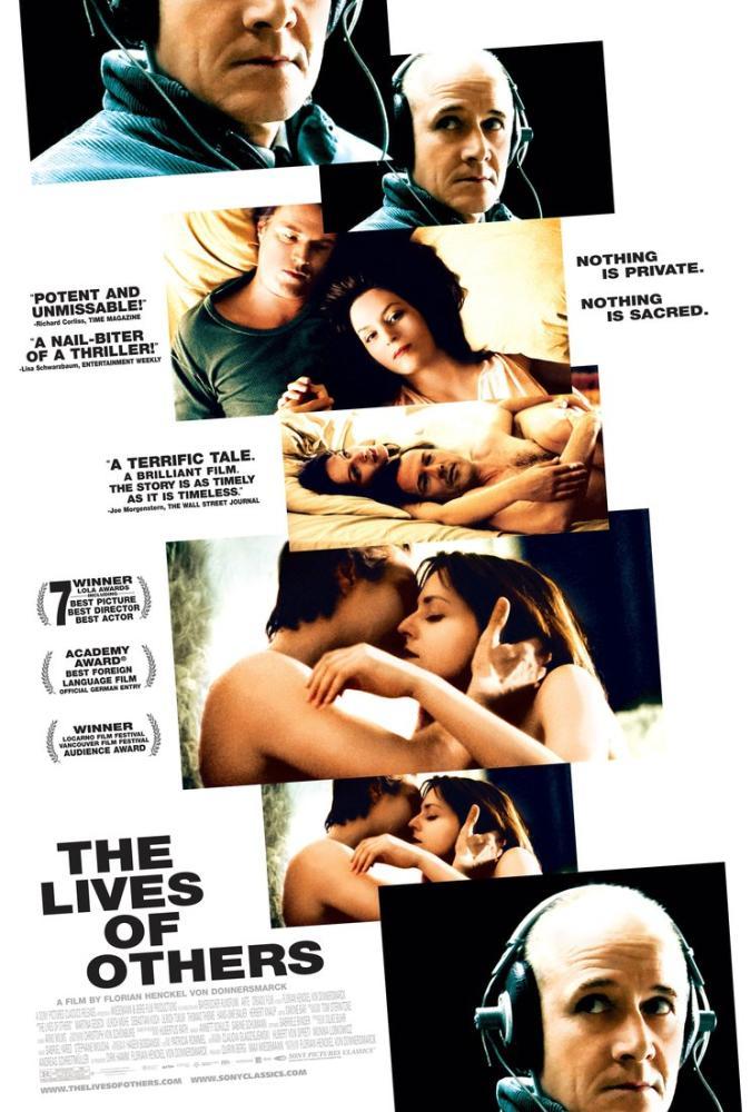 Das Leben der Anderen Movie Poster, Movie Poster, Poster Satış, all posters, kanvas tablo, canvas print sales