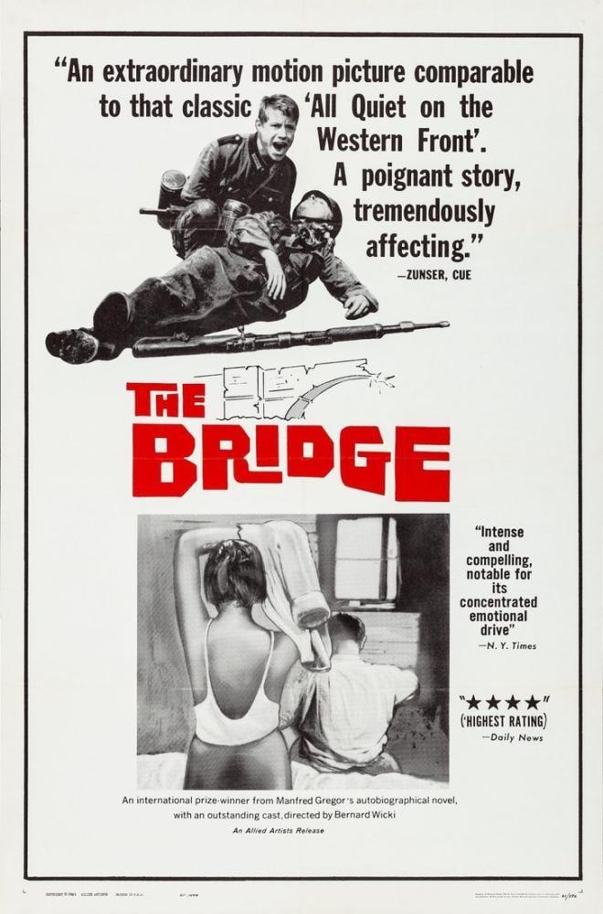 The Bridge Movie Poster, Movie Poster, Poster Satış, all posters, kanvas tablo, canvas print sales