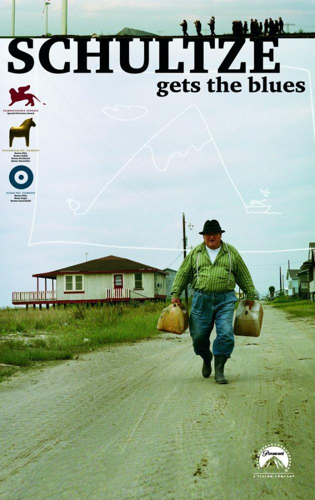 Schultze Gets the Blues Movie Poster, Movie Poster, Poster Satış, all posters, kanvas tablo, canvas print sales