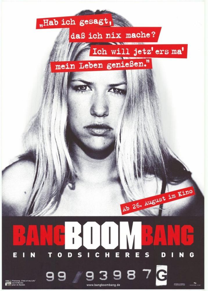 Bang Boom Bang - Ein Todsicheres Ding 2 Movie Poster, Movie Poster, Poster Satış, all posters, kanvas tablo, canvas print sales