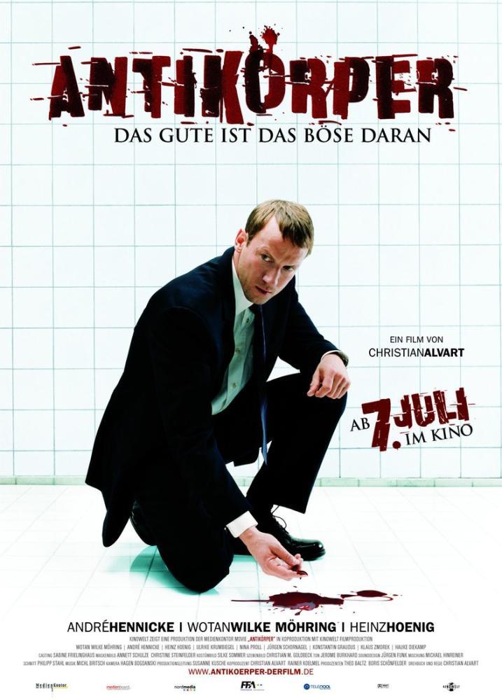 Antikörper 2 Film Posteri, Film Posteri, Poster Satış, all posters, kanvas tablo, canvas print sales