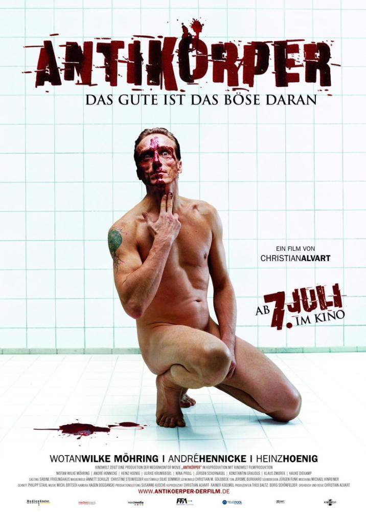 Antikörper Movie Poster, Movie Poster, Poster Satış, all posters, kanvas tablo, canvas print sales