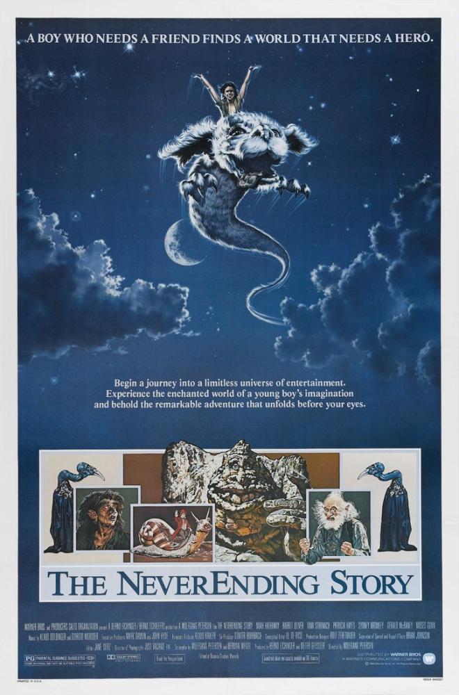 Die unendliche Geschichte 2 Movie Poster, Movie Poster, Poster Satış, all posters, kanvas tablo, canvas print sales
