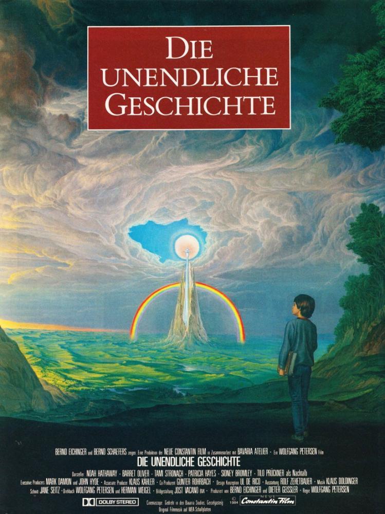 Die unendliche Geschichte Movie Poster, Movie Poster, Poster Satış, all posters, kanvas tablo, canvas print sales