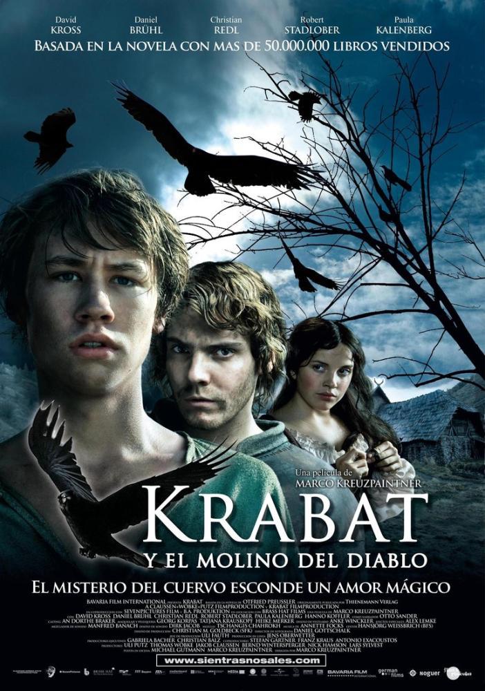 Krabat Movie Poster, Movie Poster, Poster Satış, all posters, kanvas tablo, canvas print sales