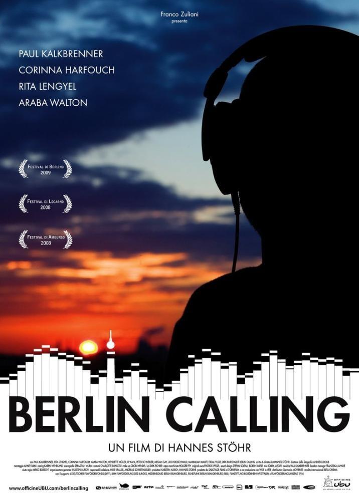 Berlin Calling Movie Poster, Movie Poster, Poster Satış, all posters, kanvas tablo, canvas print sales