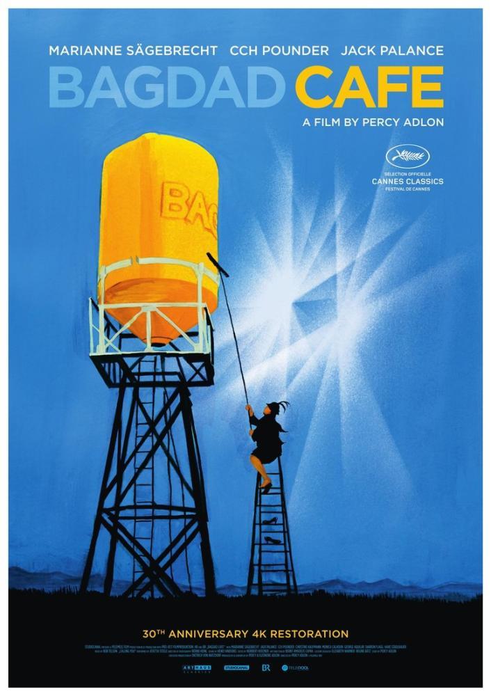 Bağdad Cafe 2 Movie Poster, Movie Poster, Poster Satış, all posters, kanvas tablo, canvas print sales