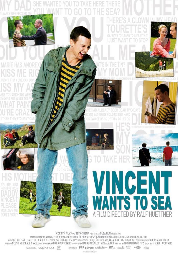 Vincent Wants to Sea Movie Poster, Movie Poster, Poster Satış, all posters, kanvas tablo, canvas print sales
