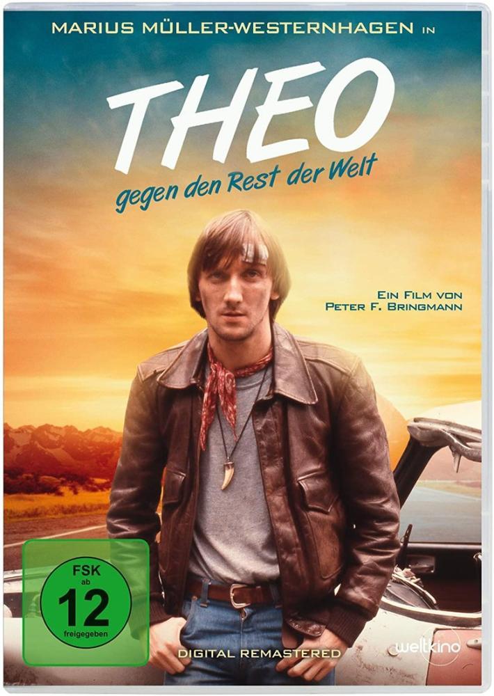 Theo gegen den Rest der Welt Movie Poster, Movie Poster, Poster Satış, all posters, kanvas tablo, canvas print sales