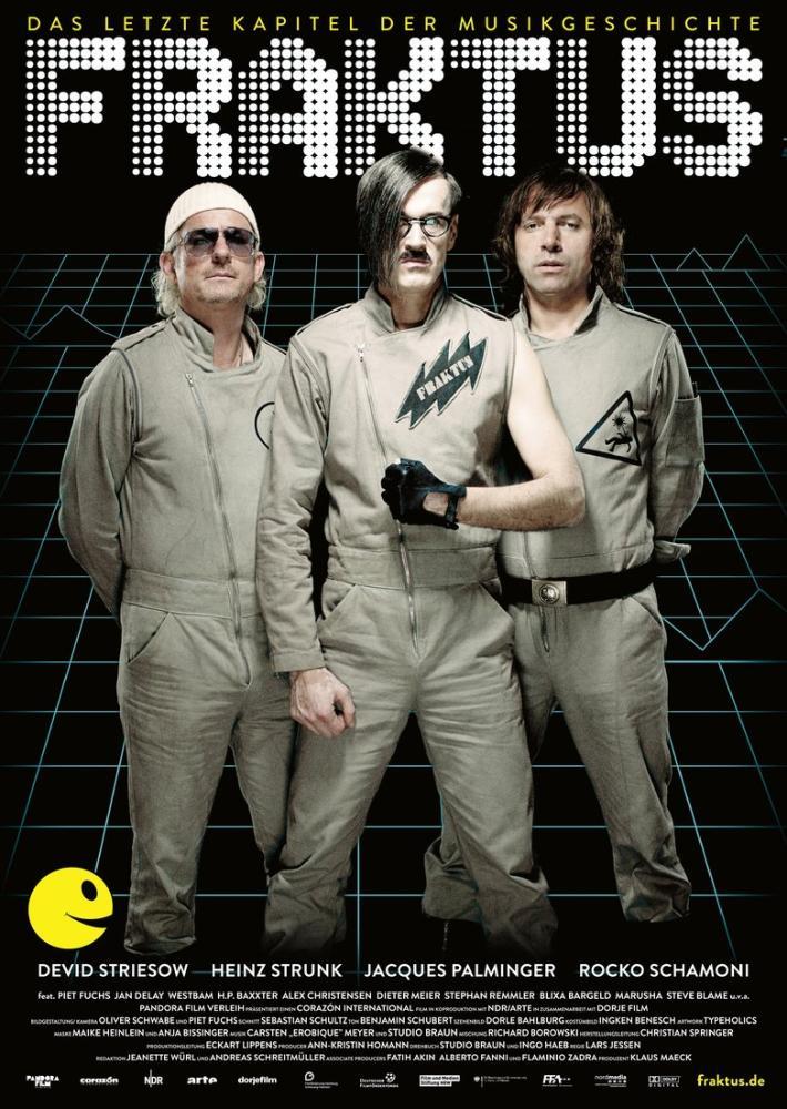 Fraktus - Das letzte Kapitel der Musikgeschichte Movie Poster, Movie Poster, Poster Satış, all posters, kanvas tablo, canvas print sales