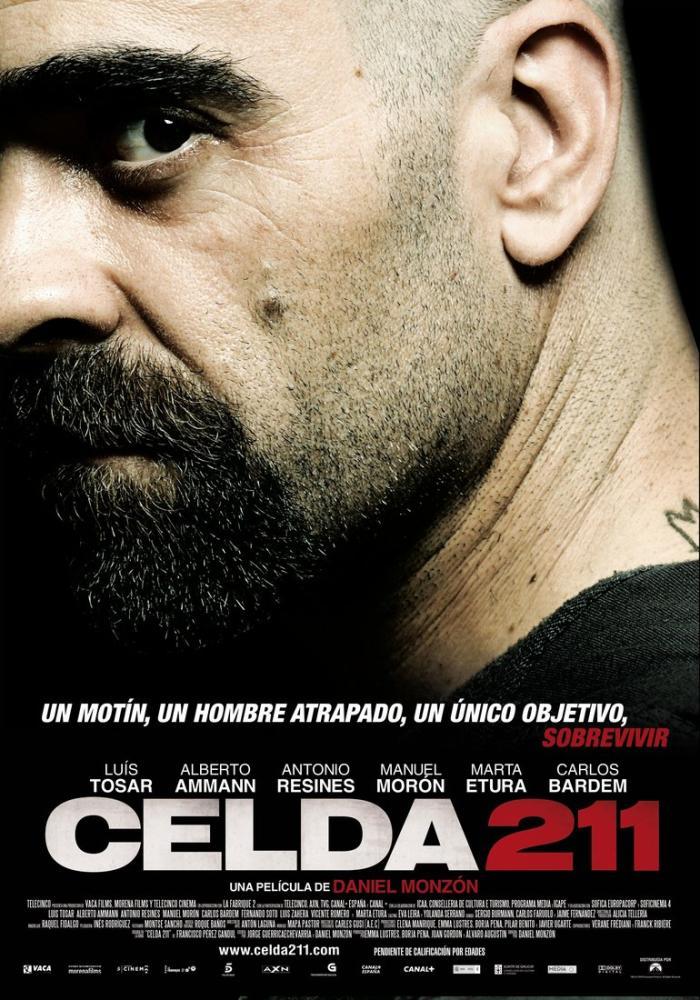 Celda 211 Movie Poster, Movie Poster, Poster Satış, all posters, kanvas tablo, canvas print sales